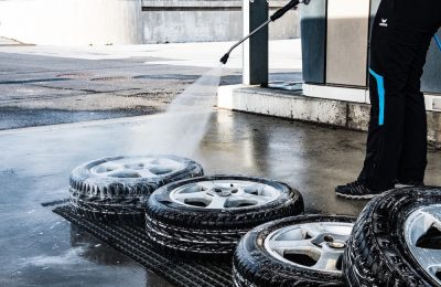 Regular Cleaning May Keep Your Tyres Turning Longer