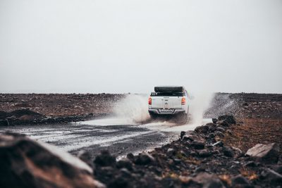 When the Going Gets Tough, Think of Your Tyres