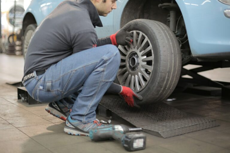 The Importance of the Right Tyre Pressure