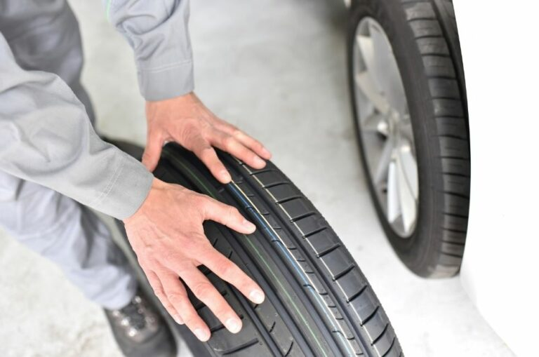 Why and How to Rotate Tyres for a Longer Lifespan