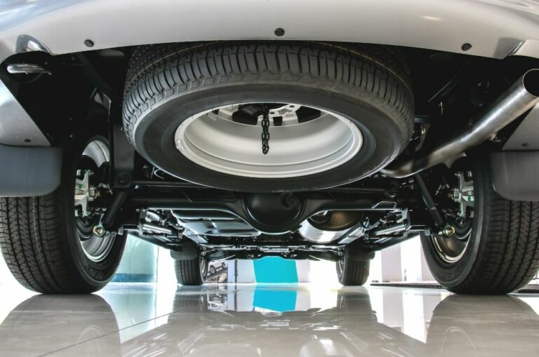 How Suspension Problems Affect Car Tyre Safety