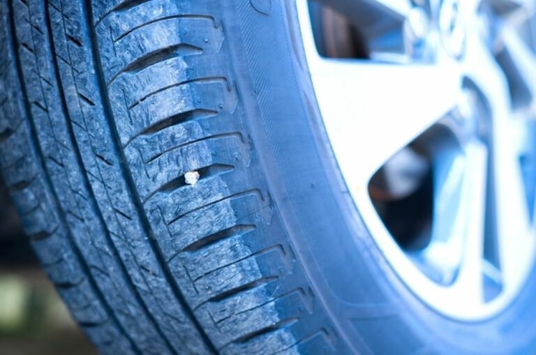 Tyre Noise and How to Avoid It