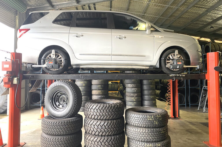 Wheel Alignment: Burleigh Tyre Specialist Explains When it Should be Done