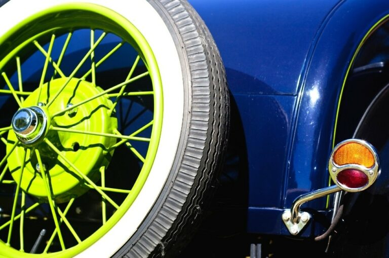 From Old School to Modern: All the Best Advances in Tyre Technology