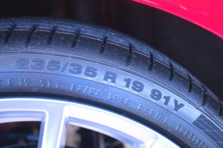 Burleigh Tyre Dealer Explains What Those Numbers on Tyres' Sidewalls Mean