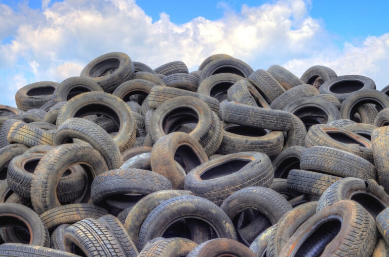 End-of-Life Tyres Shouldn't go to Landfills, says Tyre Dealer
